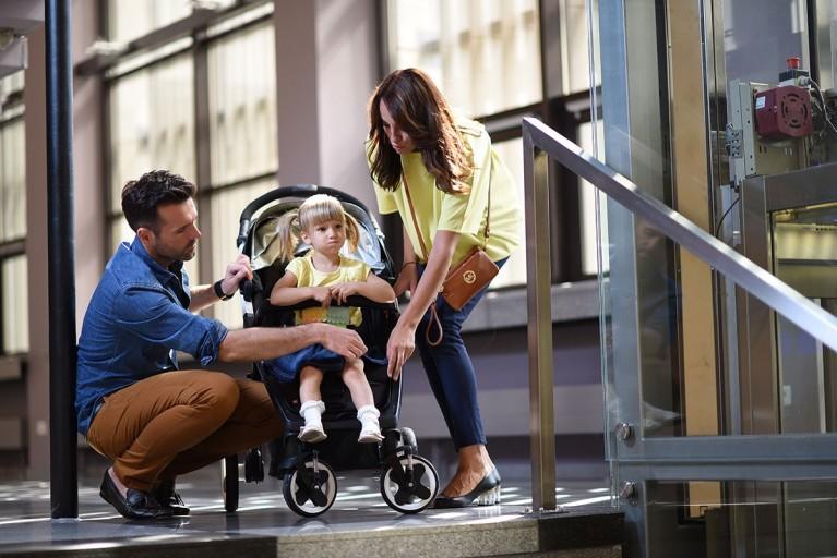 Jaki wózek dla dużego dziecka?