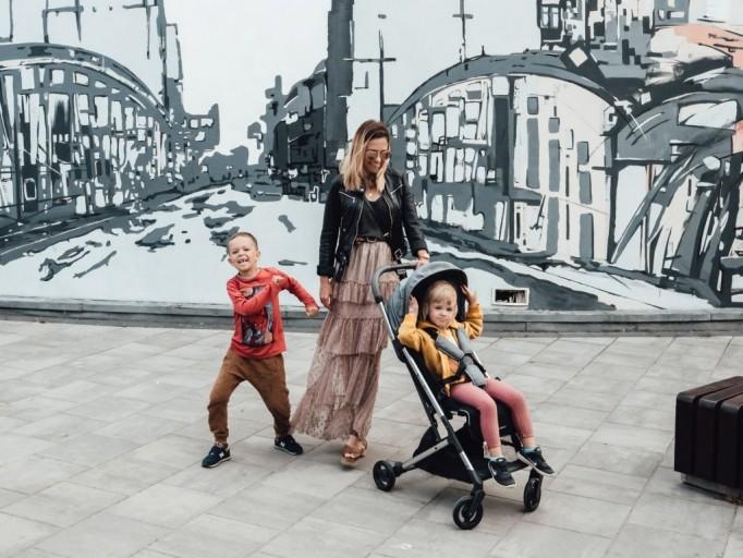 Mum and the City z espiro