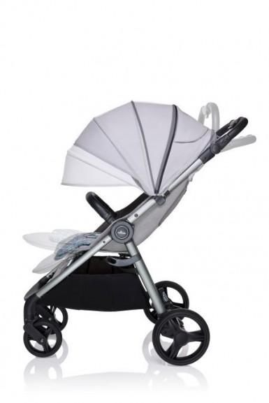 wózek z żelowymi kołami dziecięcy
