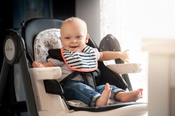 krzesełko dla dziecka od urodzenia Penne Baby Design