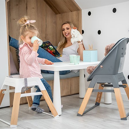 Krzesełko dla dziecka od urodzenia