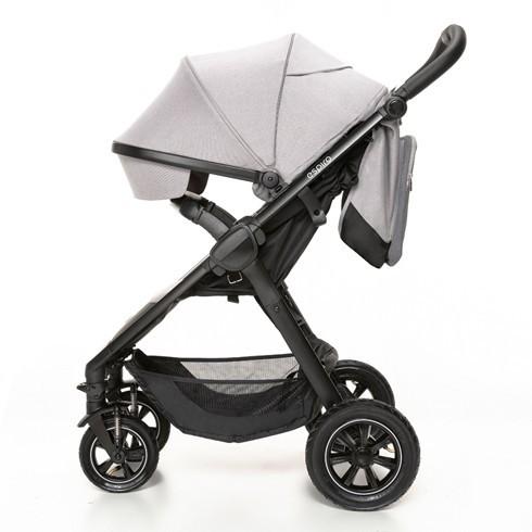 wózek z możliwością montażu parasolki
