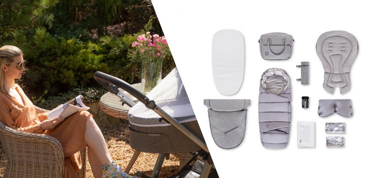 jaki wózek wybrać: wózek Baby Design Husky