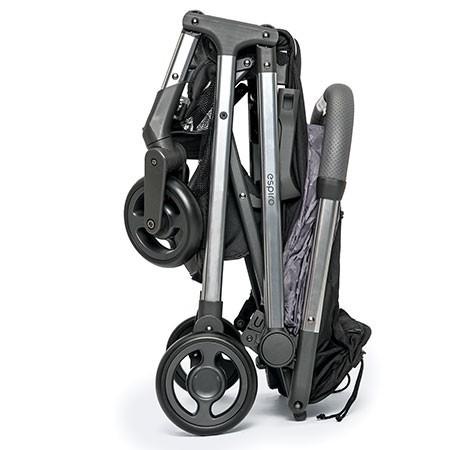 jaki wózek na wakacje: kompaktowy wózek Art