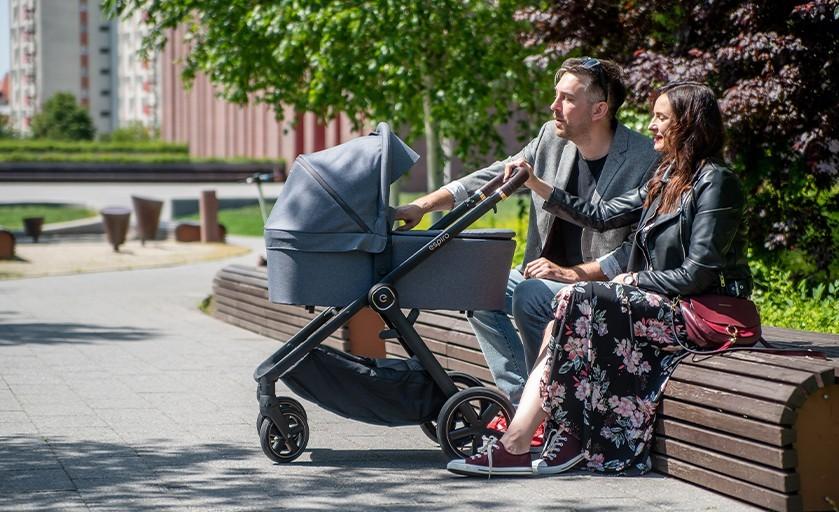 Jaki wózek dla noworodka?