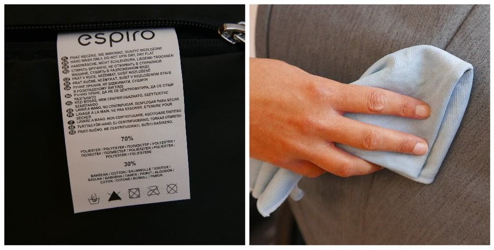 jak czyścić wózek dziecięcy: tapicerka