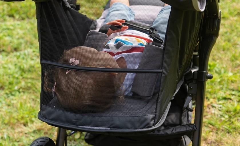 Wózek spacerowy dla dużego dziecka