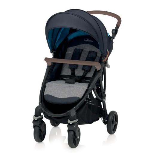 Mikroklimat w wózku, dzięki folii do wózka spacerowego Baby Design Smart