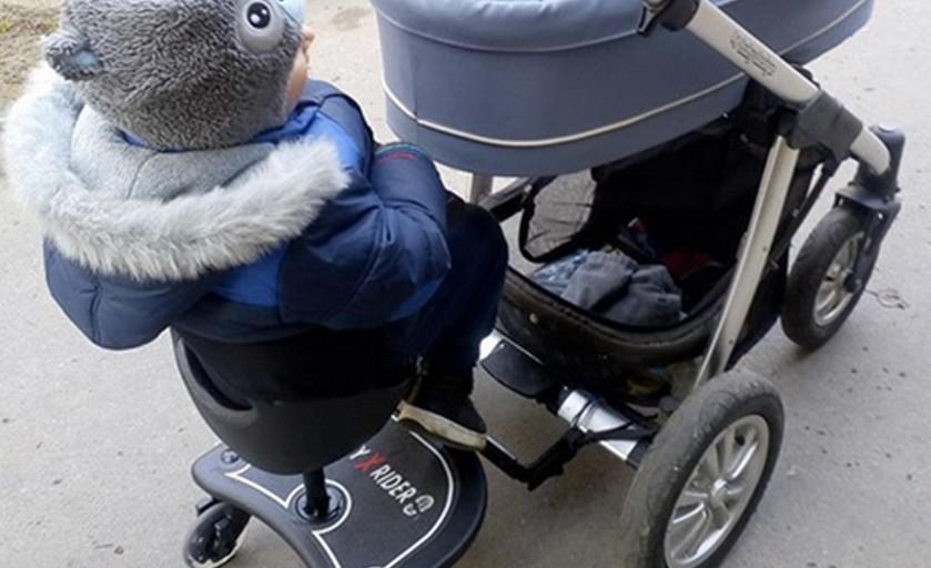 Jaka dostawka do wózka?