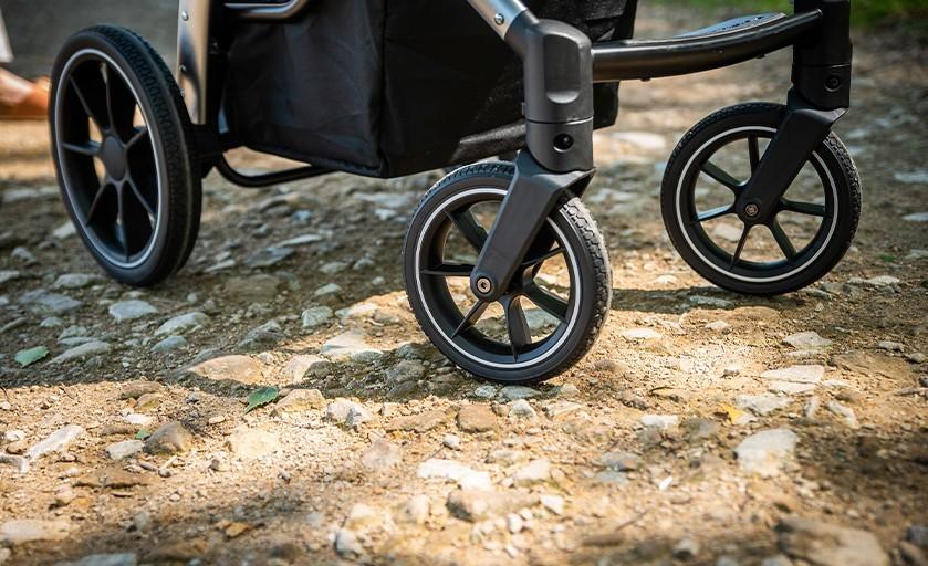 Jaki wózek 3w1 na trudny teren?