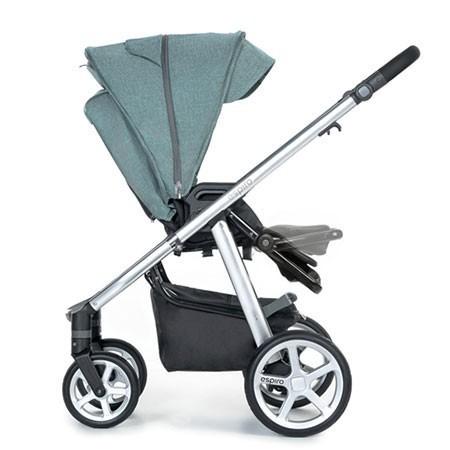 wózek 3w1 Espiro Next Melange 2.0