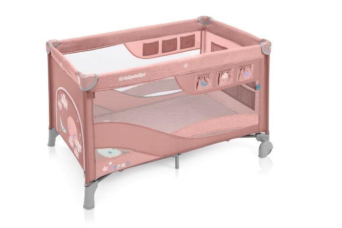 łóżeczko turystyczne Baby Design Dream Regular