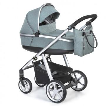wózek 2w1 Espiro Next Melange 2.0 AIR